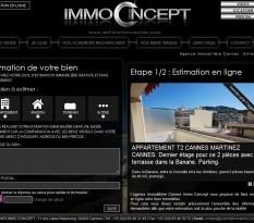Estimation immobilière Cannes