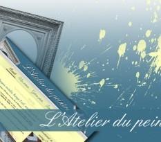 Encadrement et peinture murale Martigues - L'Atelier du Peintre