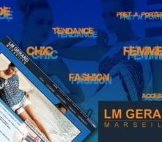 Prêt-à-porter féminin de marque à Marseille 13 - LM Gérard