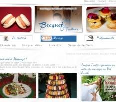 Trouver un bon traiteur pour mariage en Seine-Maritime - Becquet Traiteur