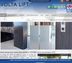 Permettre l'accessibilité des lieux publics aux personnes à mobilité réduite dans le Var - Volta Lift