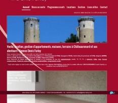 Agence immobilière à Châteaurenard Denis Farlay