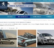 Vente de voiture neuve et occasion près de Salon-en-Provence - Lambesc Automobiles Services