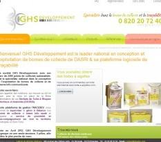Que faire des déchets médicaux ou DASRIA ? - GHS Développement