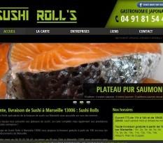 Où se faire livrer des sushis à domicile ou au bureau à Marseille 13006 ?