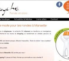 Psyché – vêtements grandes tailles pour les femmes sur Marseille