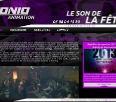 DJ pour animation séminaire, réveillon et mariage Haute-Garonne - Tonio Animation