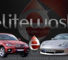 Centre esthétique pour voiture à Aix-en-Provence Elite Wash