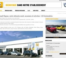 vente vehicules occasion