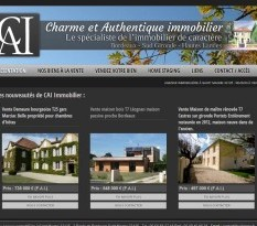 maison à vendre à Bordeaux Centre - CAI Immo