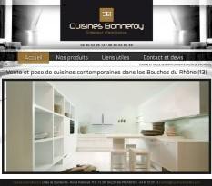 Cuisine et salle de bain à la vente à Salon de Provence - Cuisines Bonnefoy