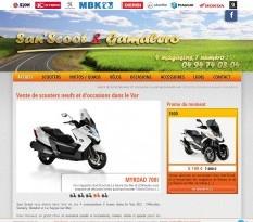 scooter d'occasion a vendre près de Bandol