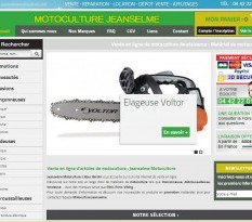 Où acheter une tondeuse autoportée ? - Motoculture Jeanselme