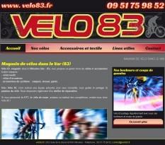 Boutique spécialisée en cycle à Toulon - Vélo 83