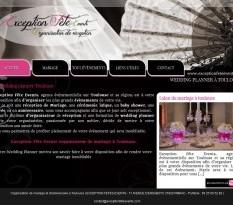 Organisation de mariage à Toulouse - Exception Fêtes Events