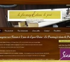 Crèmerie et épicerie fine Lyon ouest - Le Fromag'é dans le Pré