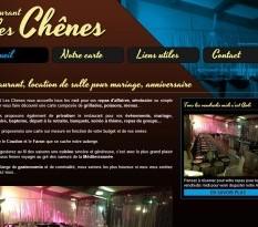 Un restaurant privatisable pour un mariage vers Toulon ? - Restaurant Les Chênes