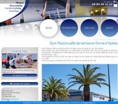 salle de remise en forme à Toulon