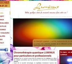 Pratiquer la chromothérapie à domicile dans le Vaucluse - Luminux