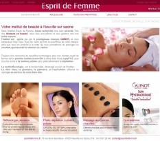 Salon de massage Neuville sur Saône