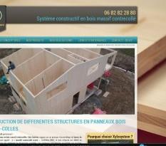 construction maison haut de gamme en bois vers Toulouse