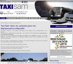 société de transport Marseille