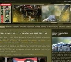 Surplus militaire Var