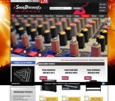 vente instruments musique