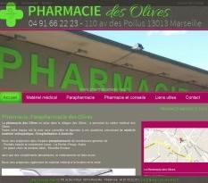 pharmacie Marseille Les Olives