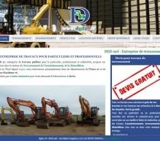entreprise de terrassement et viabilisation