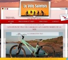 location de vélo aux saintes maries de la mer