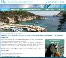 dératisation et désinfection sur Marseille