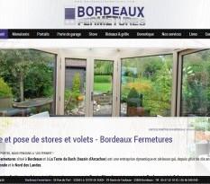 pose de fenetres autour de Bordeaux et bassin d'Arcachon