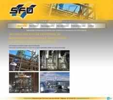 Installation échafaudage Saint Jean de la Neuville, isolation thermique calorifuge frigorifuge: SFD
