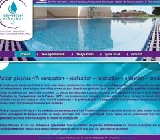 action piscines 47 lot et garonne