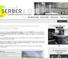 Plombier, chauffagiste et couvreur à Bordeaux - Serber 2.0