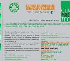 expert plancher chauffant et energie renouvelable sur Arcachon