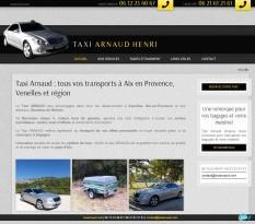 taxi venelles