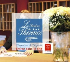 residence les thermes bagneres