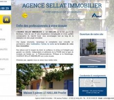 Agence immobiliere Sellat sur Le Haillan 33