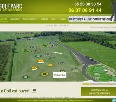 Cours de golf Bordeaux