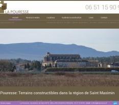 terrain en vente à Saint-Maximin
