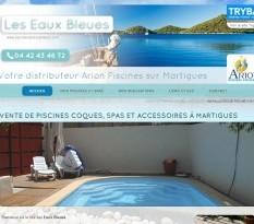 piscine coque arion