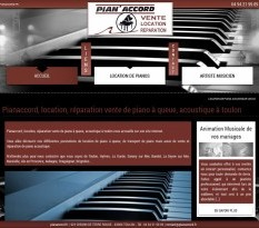 magasin de piano Toulon