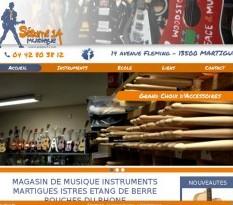Ecole de musique Martigues