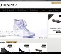 Vente de chaussures pour femmes et hommes
