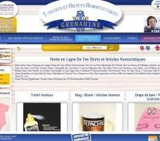 vente tee-shirts humoristiques en ligne