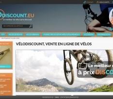 vente vélo de route et VTT