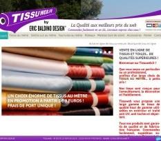 boutique de tissu sur-mesure en ligne