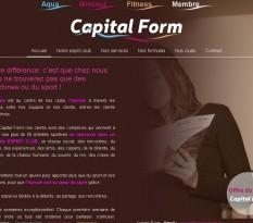 Capital Form à Aix-en-Provence, club de remise en forme